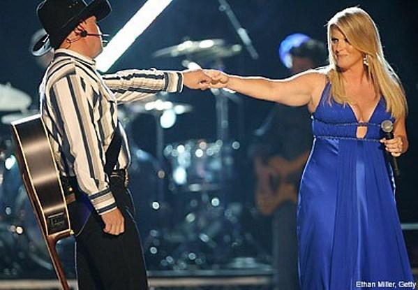 Photo of the week for Garth brooks trisha yearwood songs