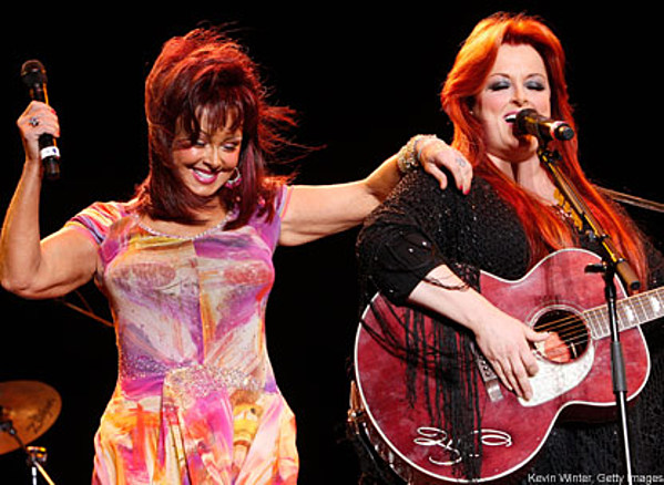 The Judds Reunite For Stagecoach