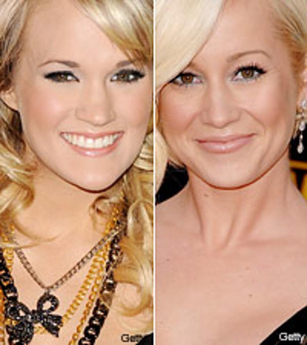 Kellie Pickler And Carrie Underwood Kellie Pickler Takes C...