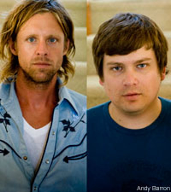where did jon foreman and sean watkins meet