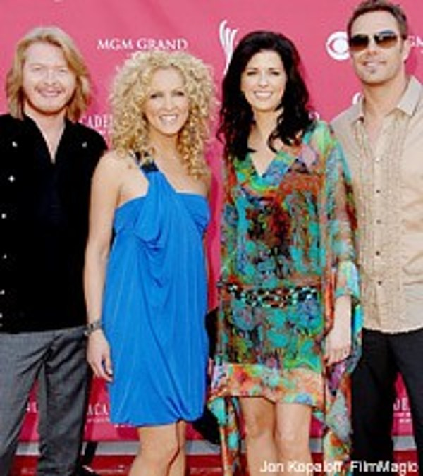 Band Name Stories Little Big Town