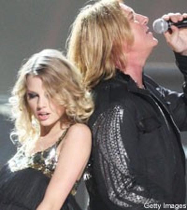 Def Leppard's Joe Elliott Defends Taylor Swift Performance