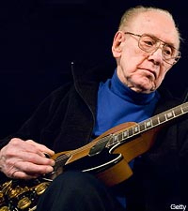 How lester william polfus les paul became a musician