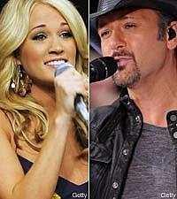 Carrie Underwood, Tim McGraw
