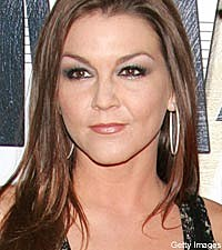 Gretchen Wilson is feeling presidential these days. The 'Redneck