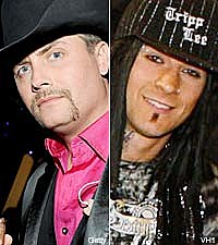 John Rich and Sinister