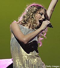 Taylor Swift Band Hero
