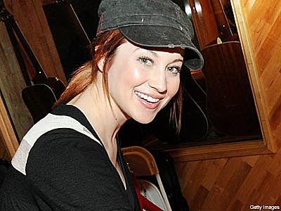 Kellie Pickler red hair