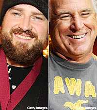 zac Brown and Jimmy Buffett