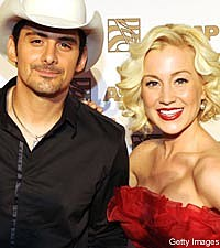 Brad Paisley, Kellie Pickler