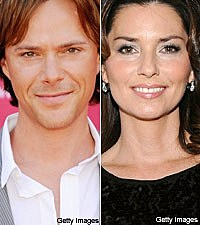 Bryan White and Shania Twain