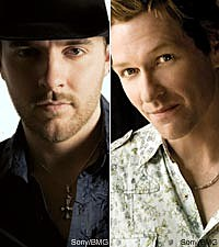 Chris Young and Craig Morgan