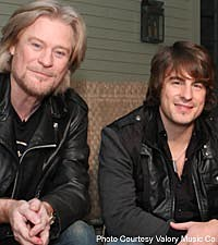 Daryl Hall, Jimmy Wayne