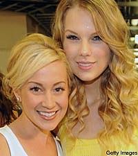 Kellie Pickler Taylor Swift
