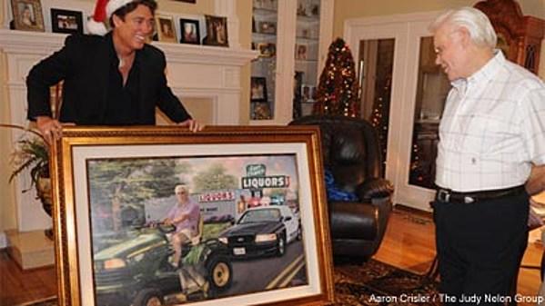 George Jones Favorite Christmas Gift Is A Trip Down