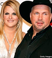 Trisha Yearwood, Garth Brooks