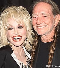 Dolly Parton, Willie Nelson