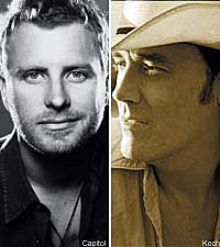 Dierks Bentley, David Lee Murphy