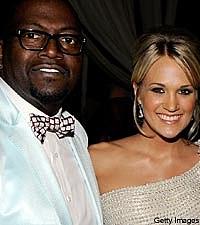 Randy Jackson, Carrie Underwood