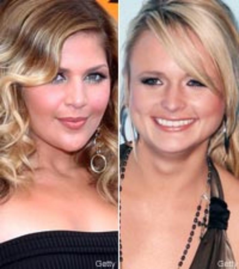 Lady A\'s Hillary, Miranda Lambert Suffocate Blake Shelton