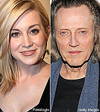 Kellie Pickler, Christopher Walken
