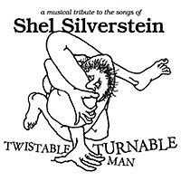 Shel Silverstein Twistable Turnable Man