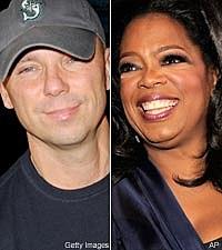 Kenny Chesney, Oprah Winfrey