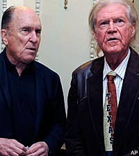 Robert Duvall, Billy Joe Shaver
