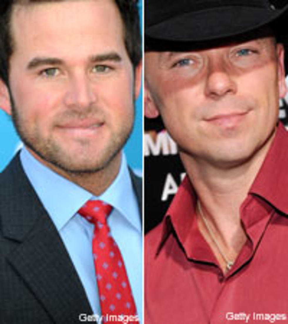 David Nail Goes \'Home\' With Kenny Chesney
