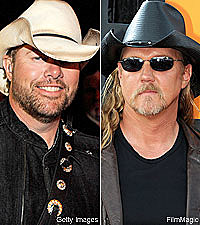 Toby Keith, Trace Adkins