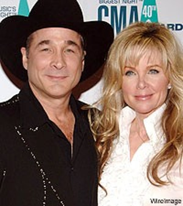 clint black lisa hartman black country love stories