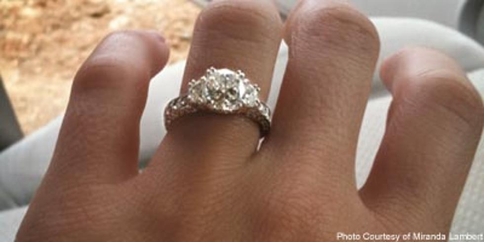 Miranda Lambert\'s Engagement Ring Revealed!