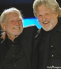 Willie Nelson, Kris Kristofferson