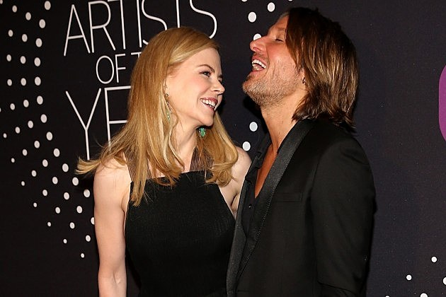 Relationship Advice From Keith Urban And Nicole Kidman: Nicole Kidman + Keith Urban -- Country Love Stories