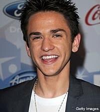 American Idol Finalist Aaron Kelly