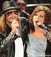 Care Kid Rock With Martina Mcbride And T I