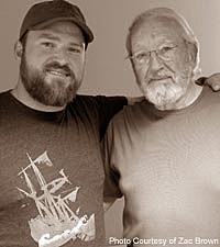 Zac Brown, Jim Brown