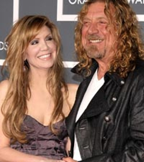 Robert Plant Rediscovers His 'Joy,' Thanks to Alison Krauss Raising Sand Robert Plant And Alison Krauss