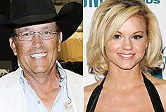George strait katrina elam star in pure country 2