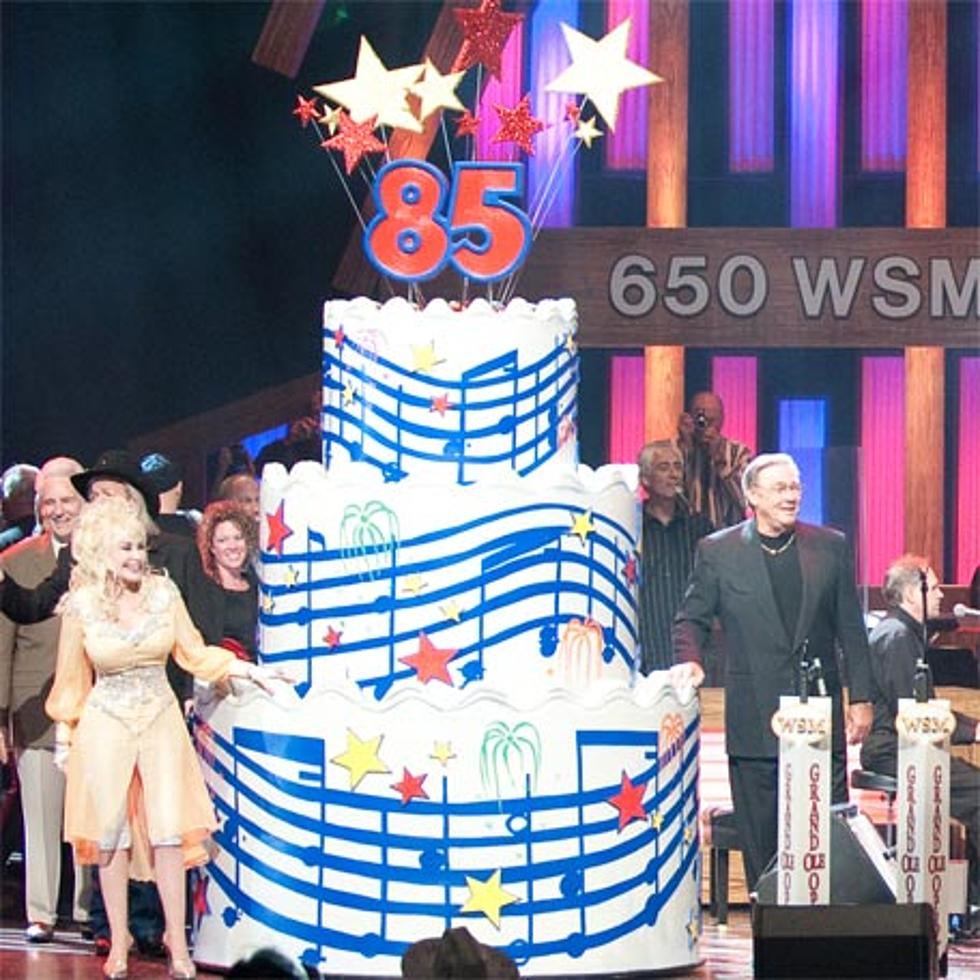 Dolly Taylor Trace More Help Opry Celebrate 85 Years