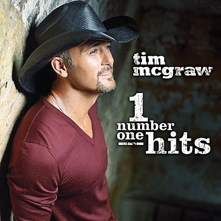 Tim Mcgraw Reveals Track List Album Cover For Number 1 Hits