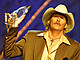 Alan Jackson at 36th Annual CMA Awards