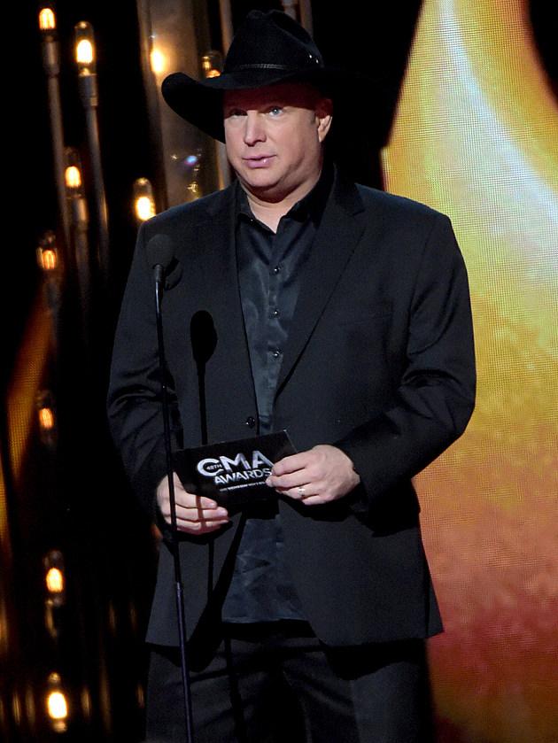 Garth Brooks CMA Awards 1991