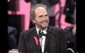 Merle Haggard CMA Awards 1994