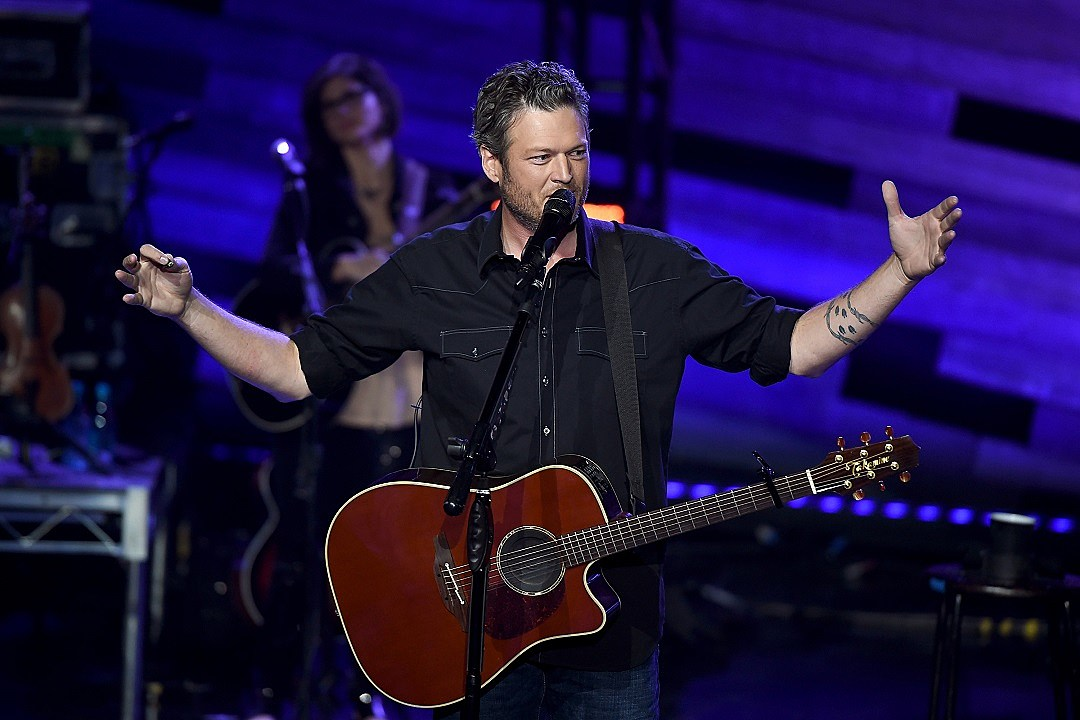 Story Behind the Song: Blake Shelton, 'Who Are You When I'm Not ...