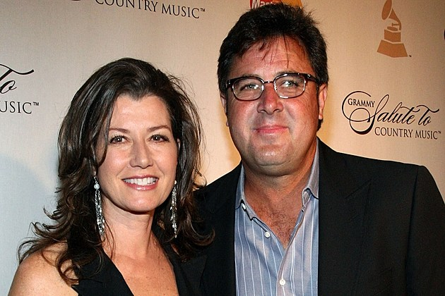 Amy Grant Vince Gill