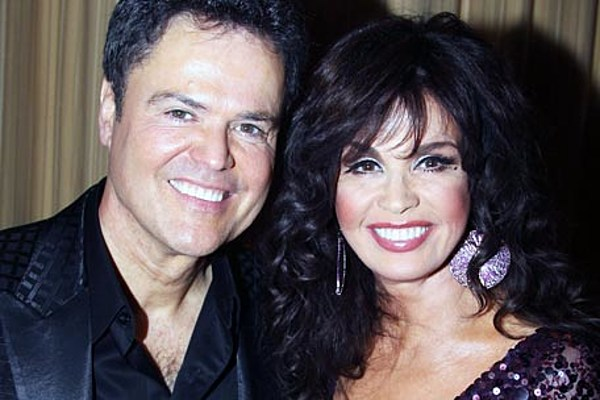 Donny and marie little bit country lyrics