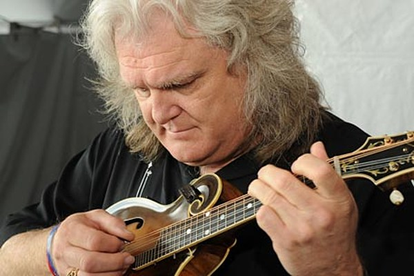 Ricky Skaggs Revives Country Hits With 'Bluegrass Style'