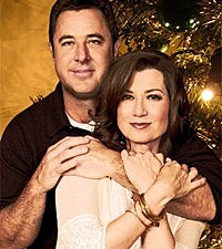 Vince Gill and Amy Grant Gear Up for Christmas Tour