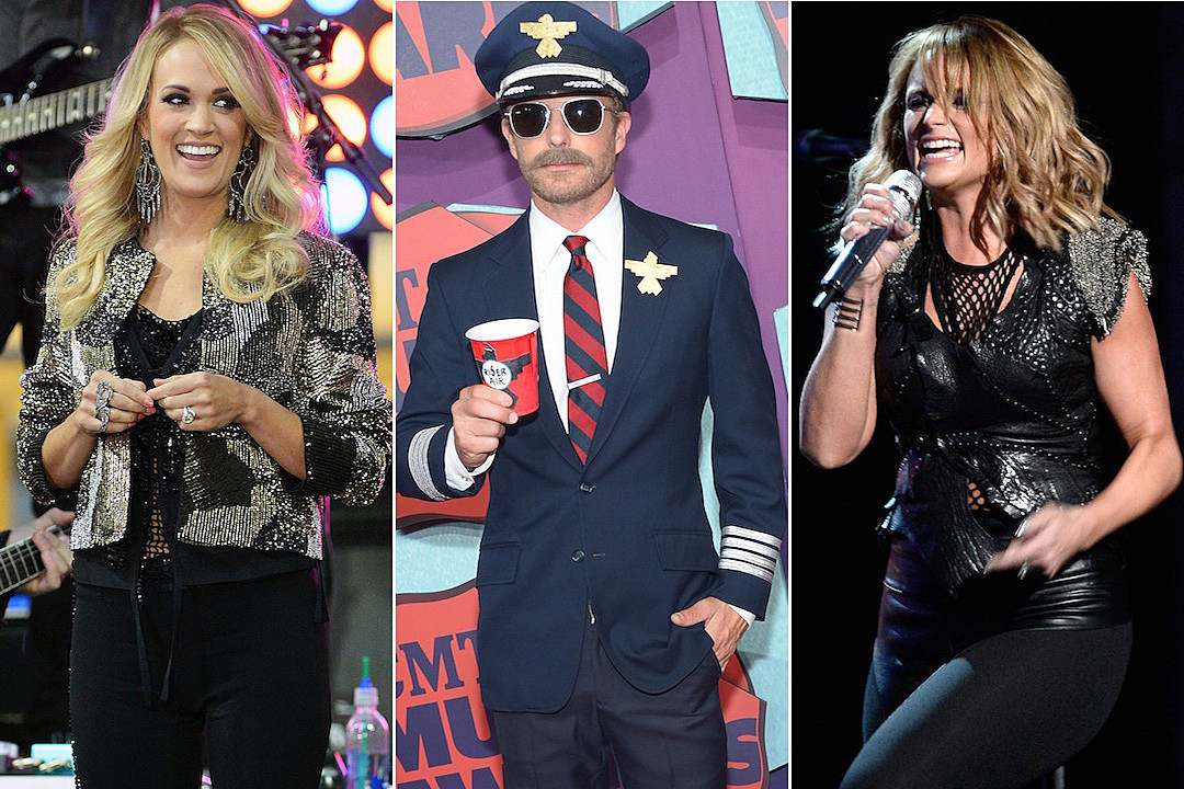 Top 10 Costumes In Country Music Videos
